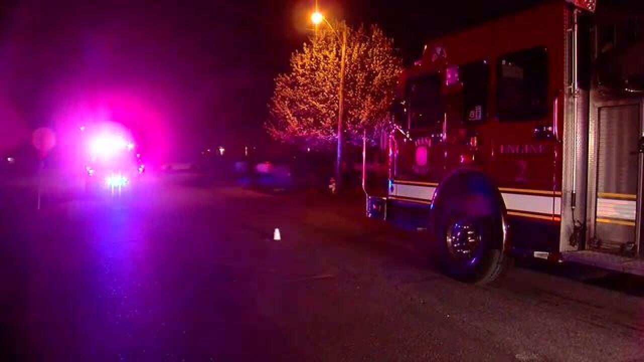 Tulsa fire truck stolen by woman