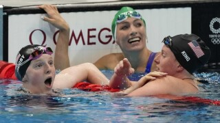Abrahamson: Lydia Jacoby's shocker checking all the boxes for Olympic Cinderella story