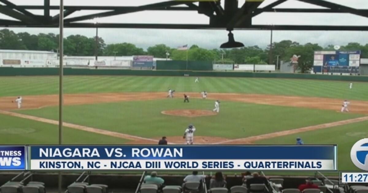 Nccc Baseball S World Series Run Ends
