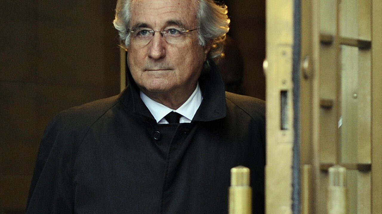 Bernie Madoff wants Trump to commute his prison sentence