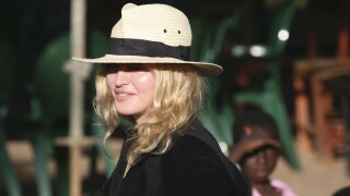 Madonna deletes COVID-19 conspiracy video after Instagram flags it as false information
