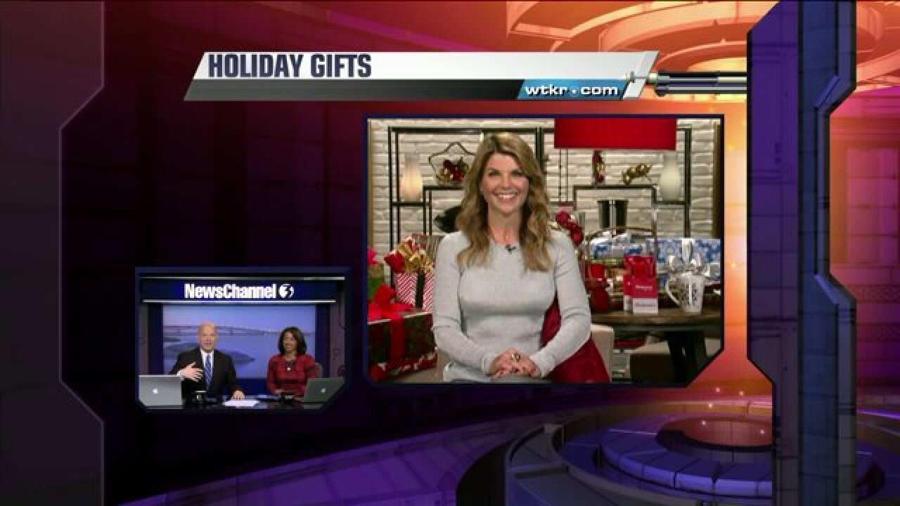 Actress Lori Loughlin discusses holiday gift ideas