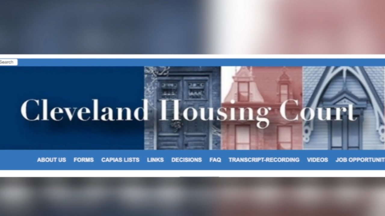 Phone imposter scam hits Cleveland Housing Court