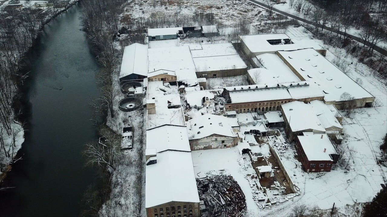 Rock-Tenn Paper Mill #4