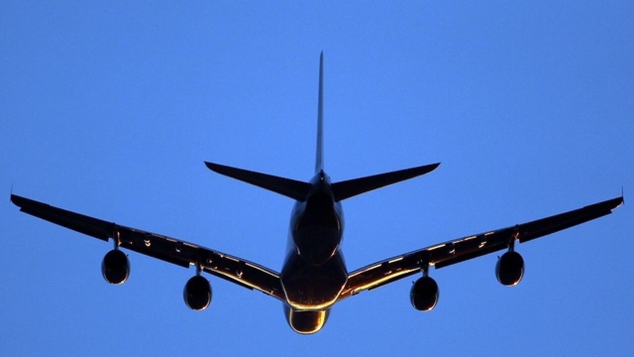 Man gets 9 years for sexually assaulting an airline passenger while she slept