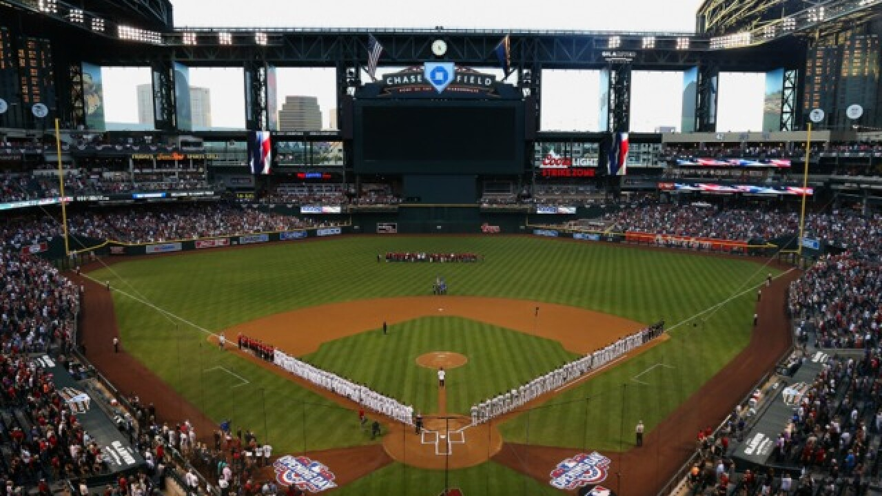 Diamondbacks-Dodgers game to be streamed on Facebook Watch