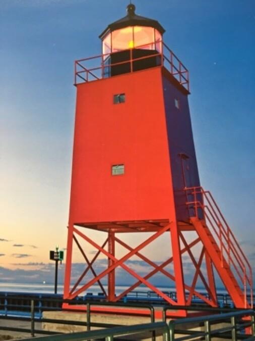 Cheboygan Rear Lighthouse - Cheyboygan, MI.JPG