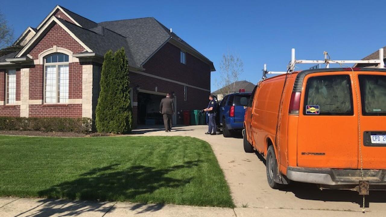 Raid at home of Macomb County Prosecutor