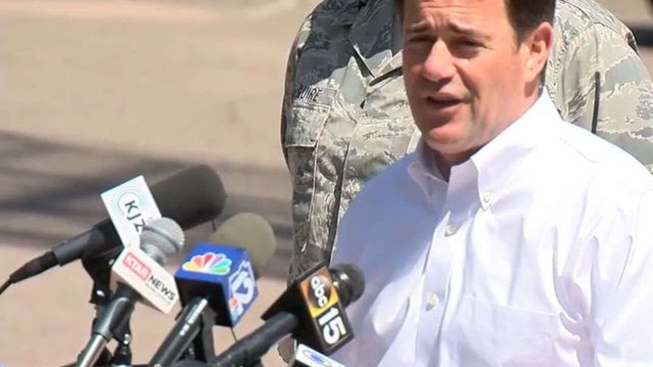 Three Arizona Democrats hoping to challenge Doug Ducey for Governor