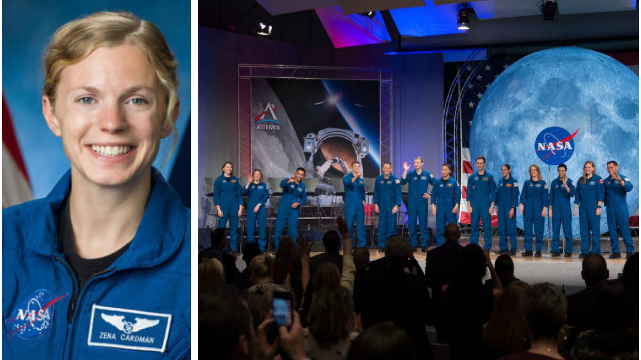 Williamsburg woman becomes one of NASA's newestastronauts