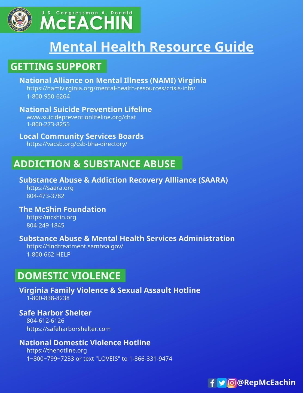 Donald McEachin's mental health resource guide.jpg
