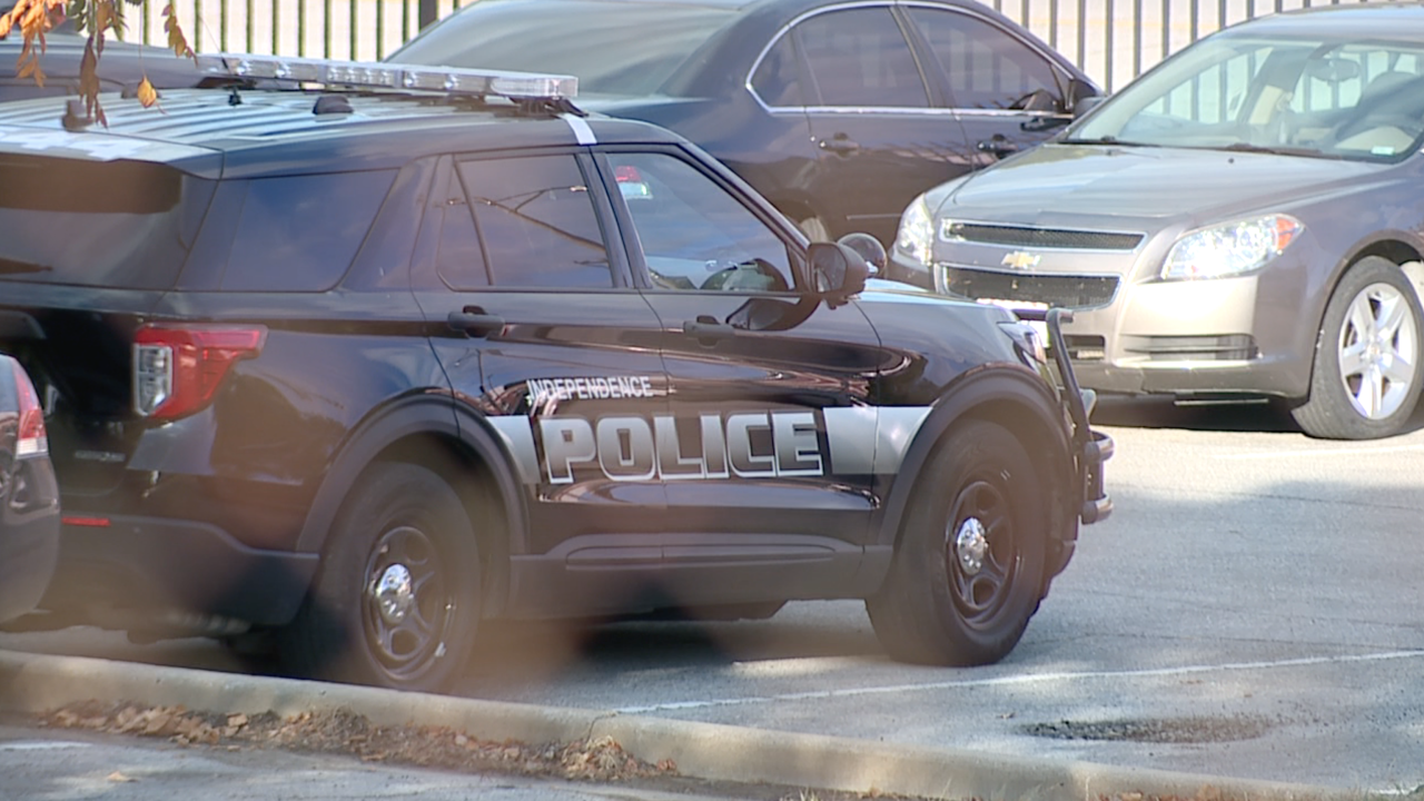 Independence Police Department Cruiser