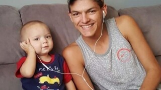 Andrew Allen, brother of boy who died of brain cancer, in critical condition