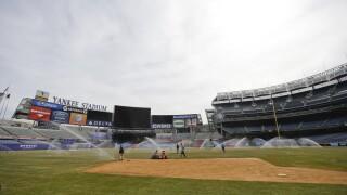 New York City FC Yankee Stadium
