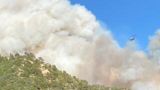 East Canyon Fire_June 16 2020