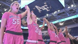 Falcon Women's Hoops Upends Fresno State, 88-65