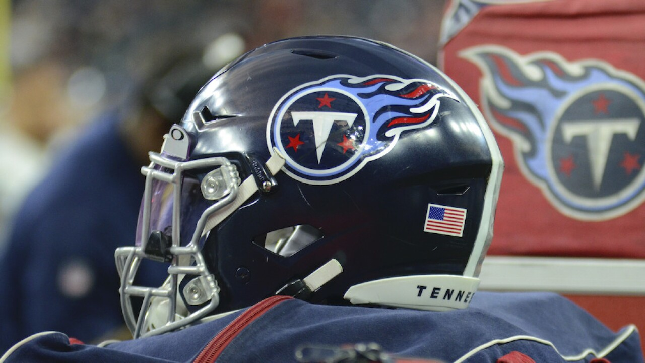 Titans report no new positive COVID-19 cases, team on track to play Bills on Tuesday