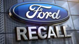 Ford Adds 270,000 Vehicles To Recall For Unintended Rollaways