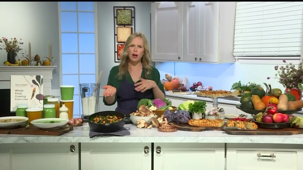 """How to implement """"whole-food cooking"""" into yourlifestyle"""
