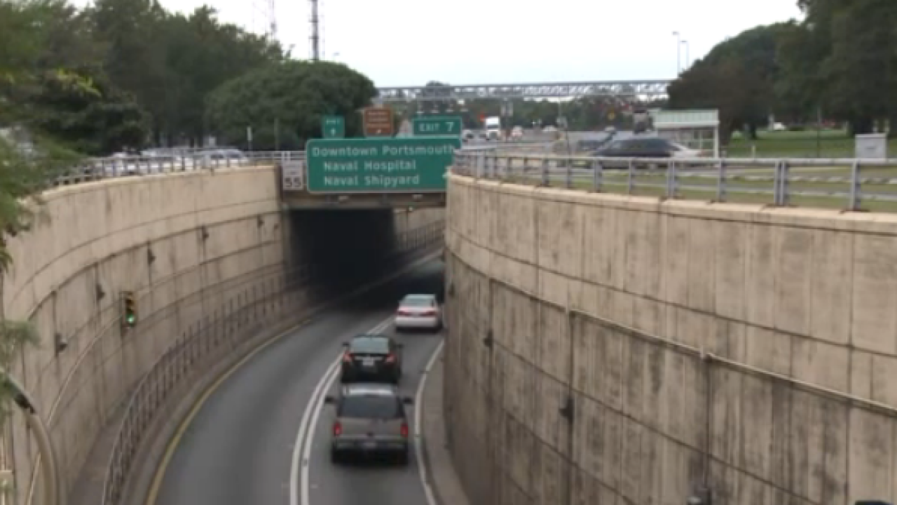 Downtown Tunnel rehabilitation project is complete