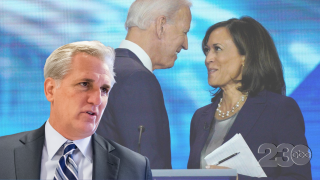 Kevin McCarthy on Joe Biden, Kamala Harris