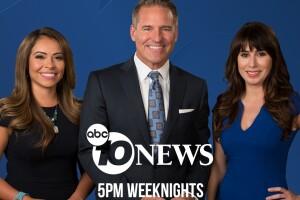 10News at 5pm
