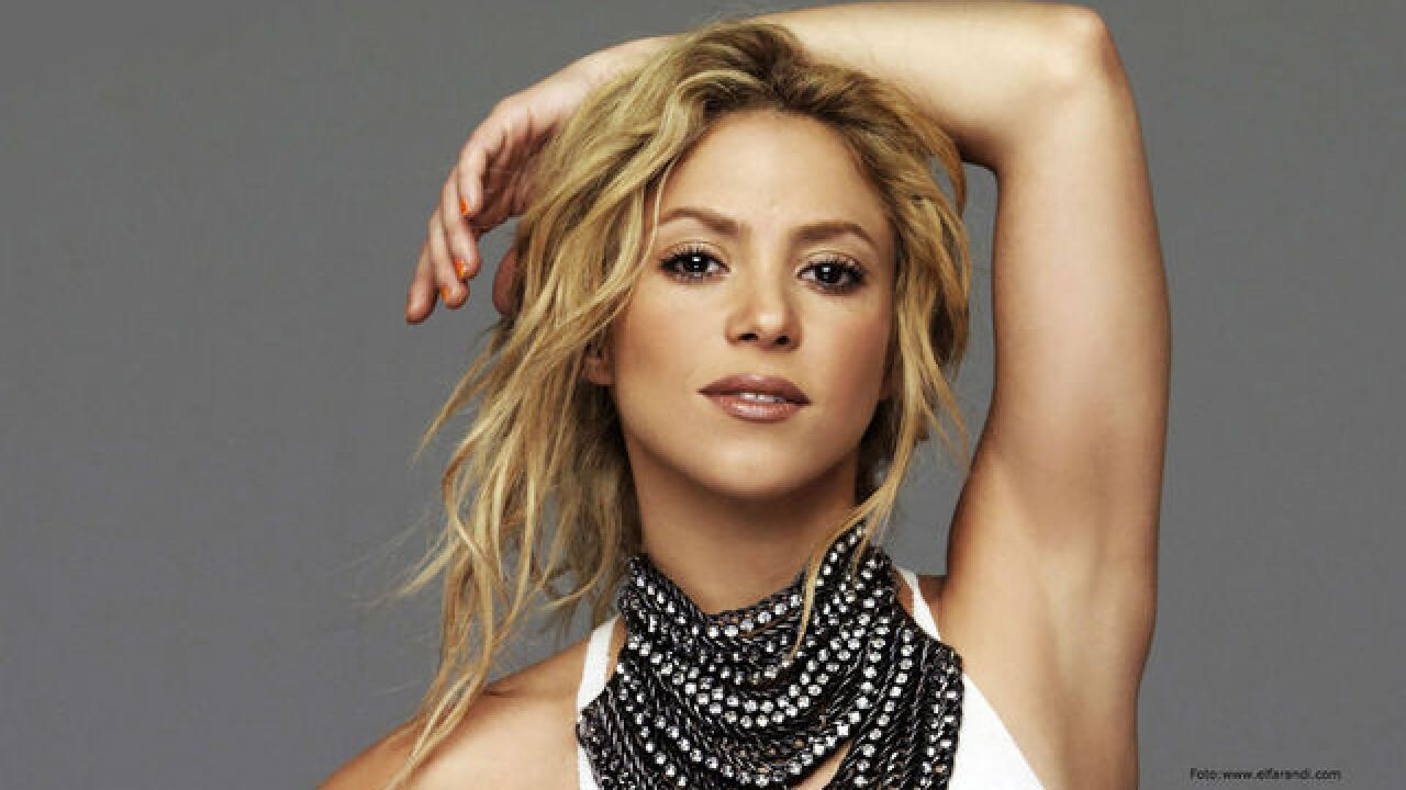 Shakira reschedules U.S. tour dates, pushing back San Diego show