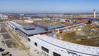 Build KCI Drone Photo