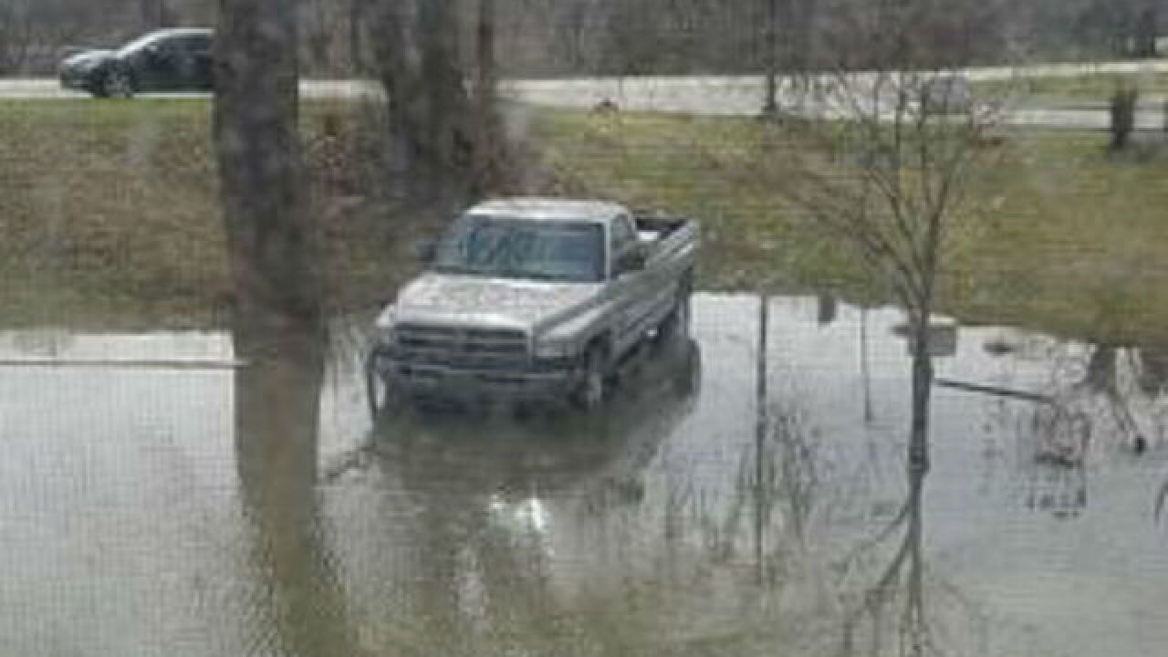 Homeowner can't use own bathroom due to flooding