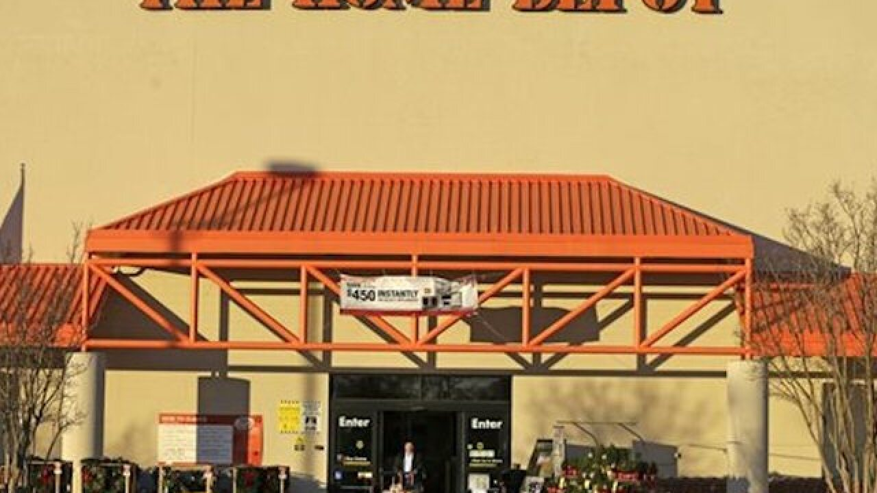 Home Depot to hire more than 80,000 workers