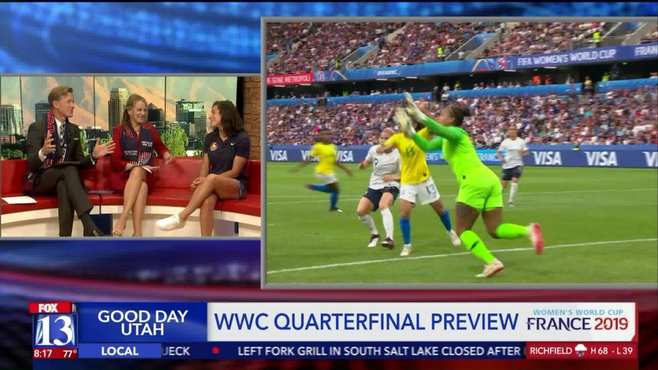Vero Boquete talks England vs Norway, remaining teams in World Cupquarter-final