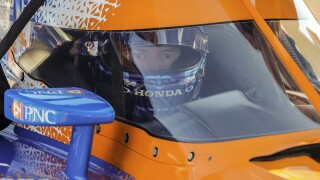 IndyCar St Pete Auto Racing