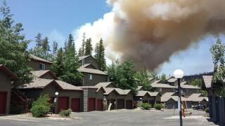 Photos: Buffalo Fire burning near Silverthorne forces thousands to evacuate