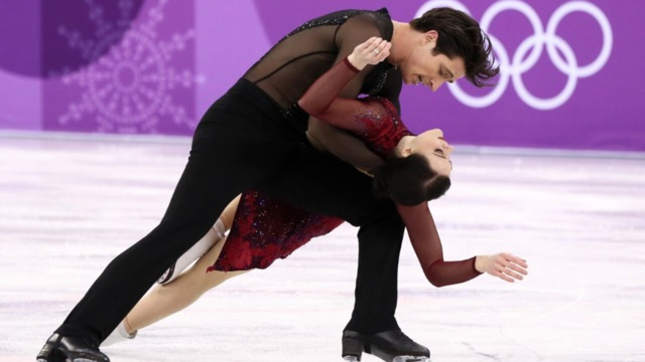 Twitter refuses to believe that Canadians Tessa Virtue and Scott Moir aren't together