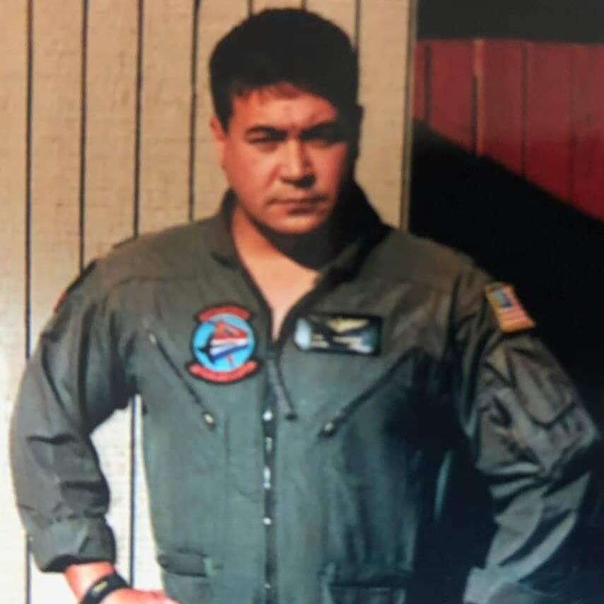 Timothy McKenzie, Naval Aviator
