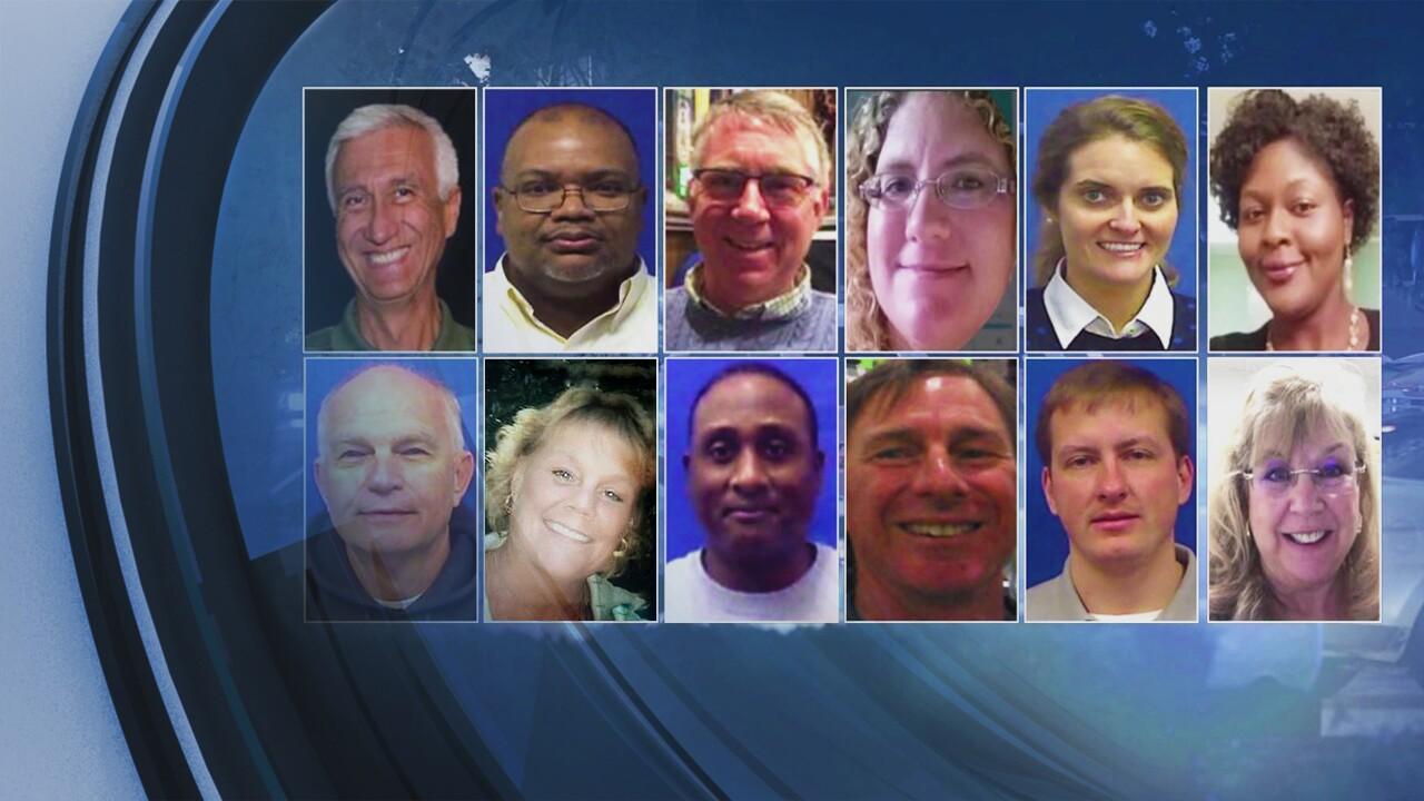 Virginia Beach mass shooting victims (updated May 2020)