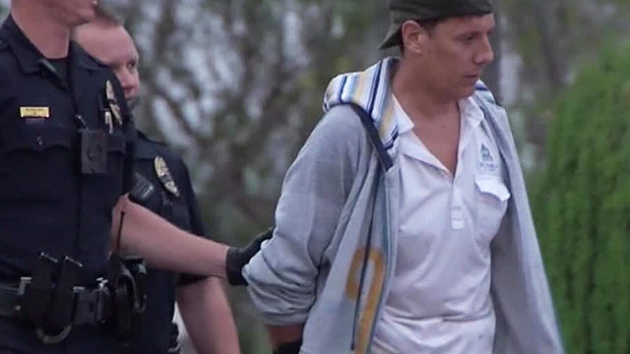 Man pleads not guilty in homeless attacks