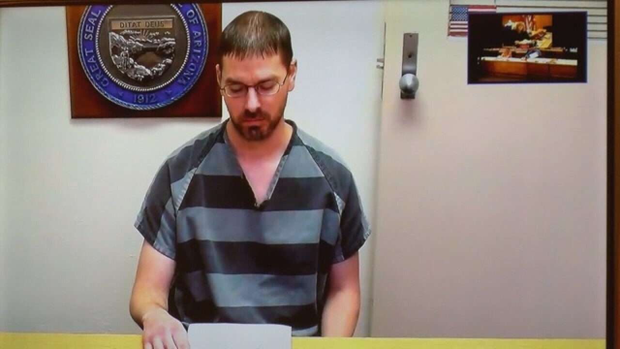 Man on trial, accused of killing stepdaughter
