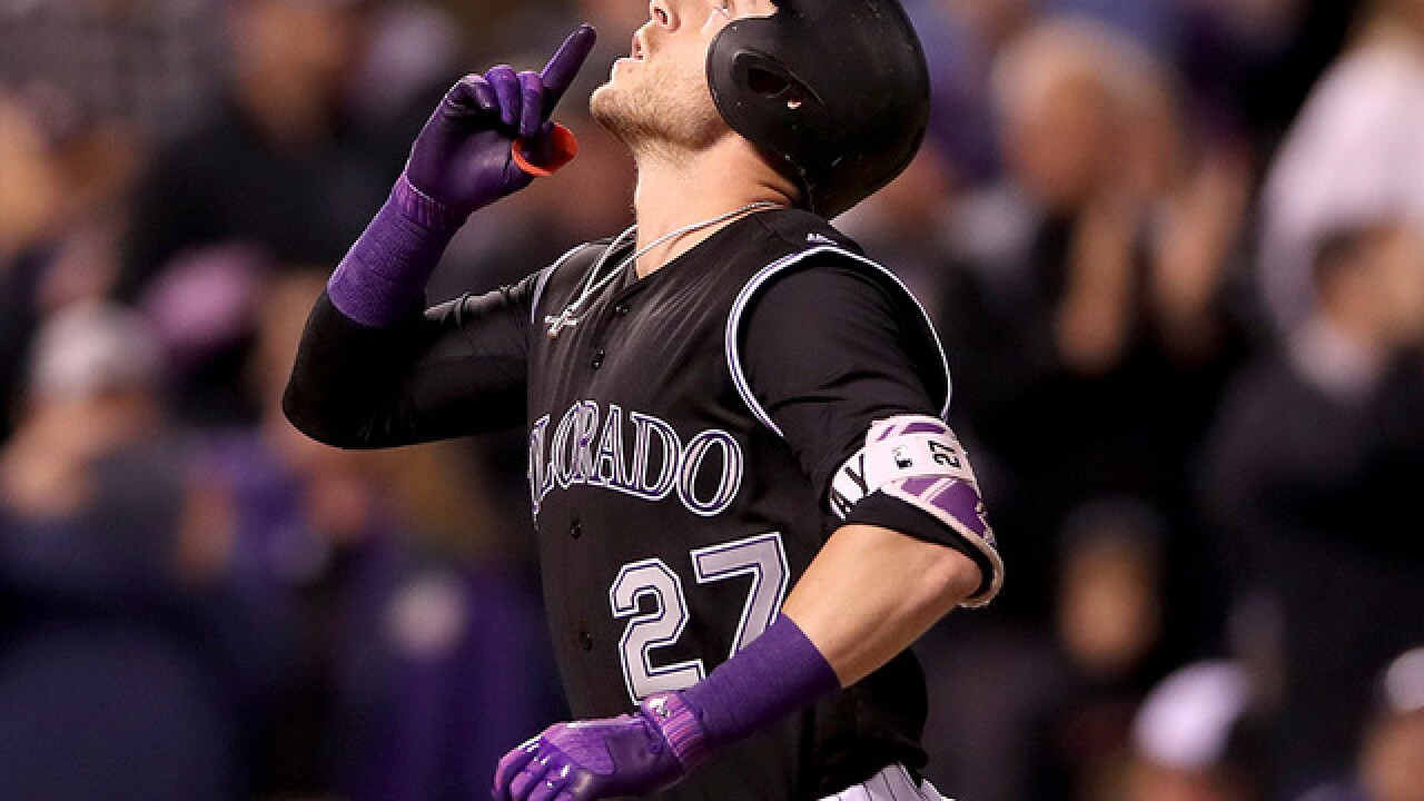 Woody Paige: The Colorado Rockies could be a wild-card team again