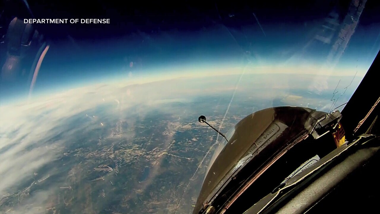 Retired U2 pilot who lives in Montana describes flying at the edge of space