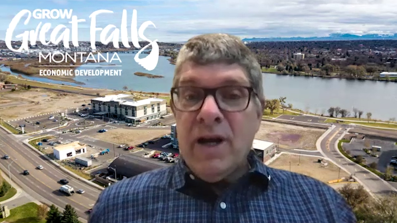 Brett Doney, Great Falls Development Authority