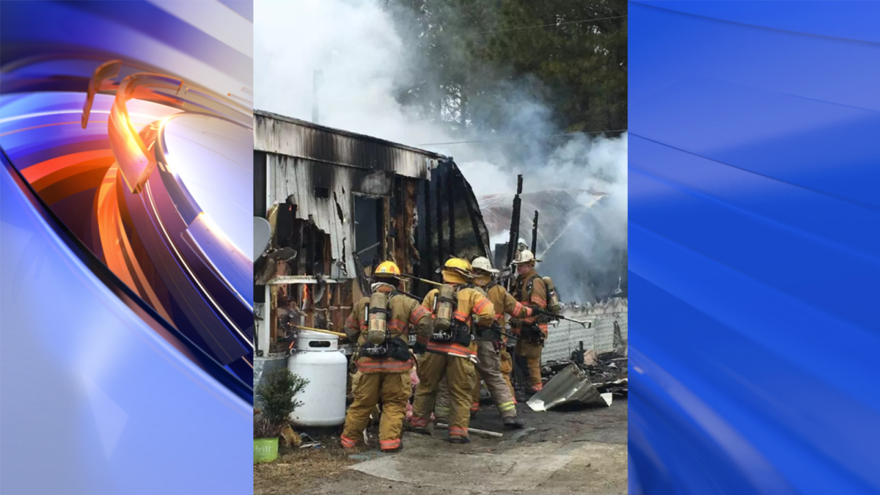 Virginia State Police investigating fatal Accomack Co. fire as arson, homicide