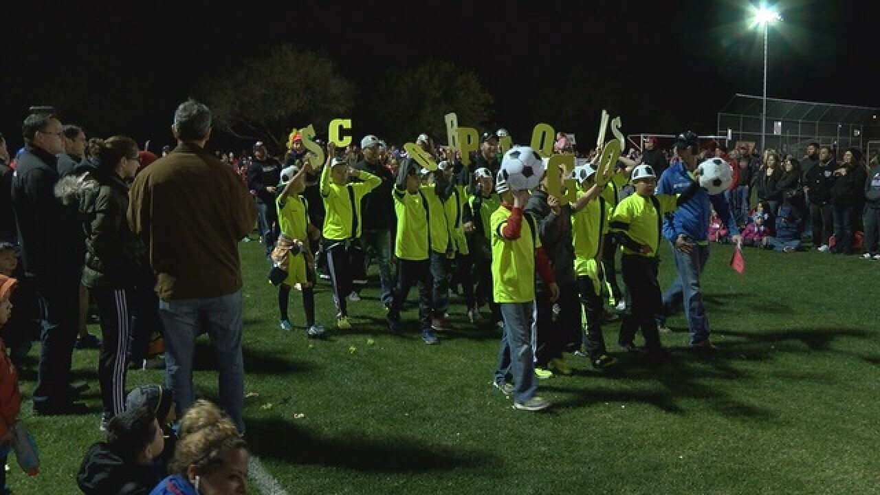Hundreds of teams coming for soccer shootout