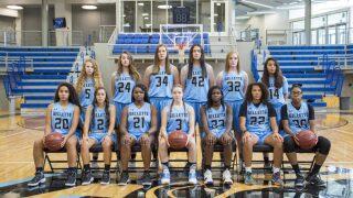 Gillette Women's Basketball