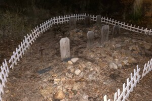 Pet Cemetery on grounds of Stanley Hotel
