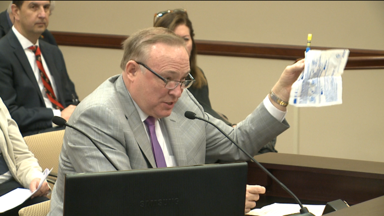 Utah senator does a little day drinking, then presents a bill to delay .05 DUI law