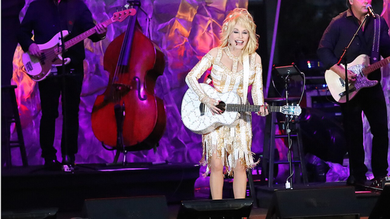 PHOTOS: Dolly Parton performs at Jack Cincinnati Casino
