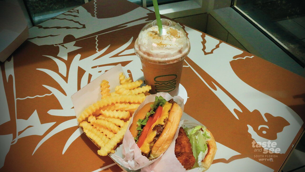 Shake Shack opens at The Gardens Mall