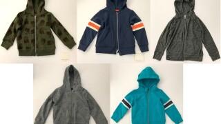 Meijer recalls 25,000 toddler zip-up hoodies due to choking hazard