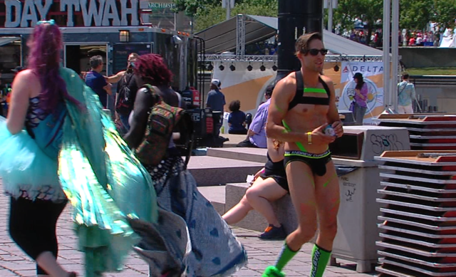 Photo gallery: Motor City Pride Fest in downtown Detroit